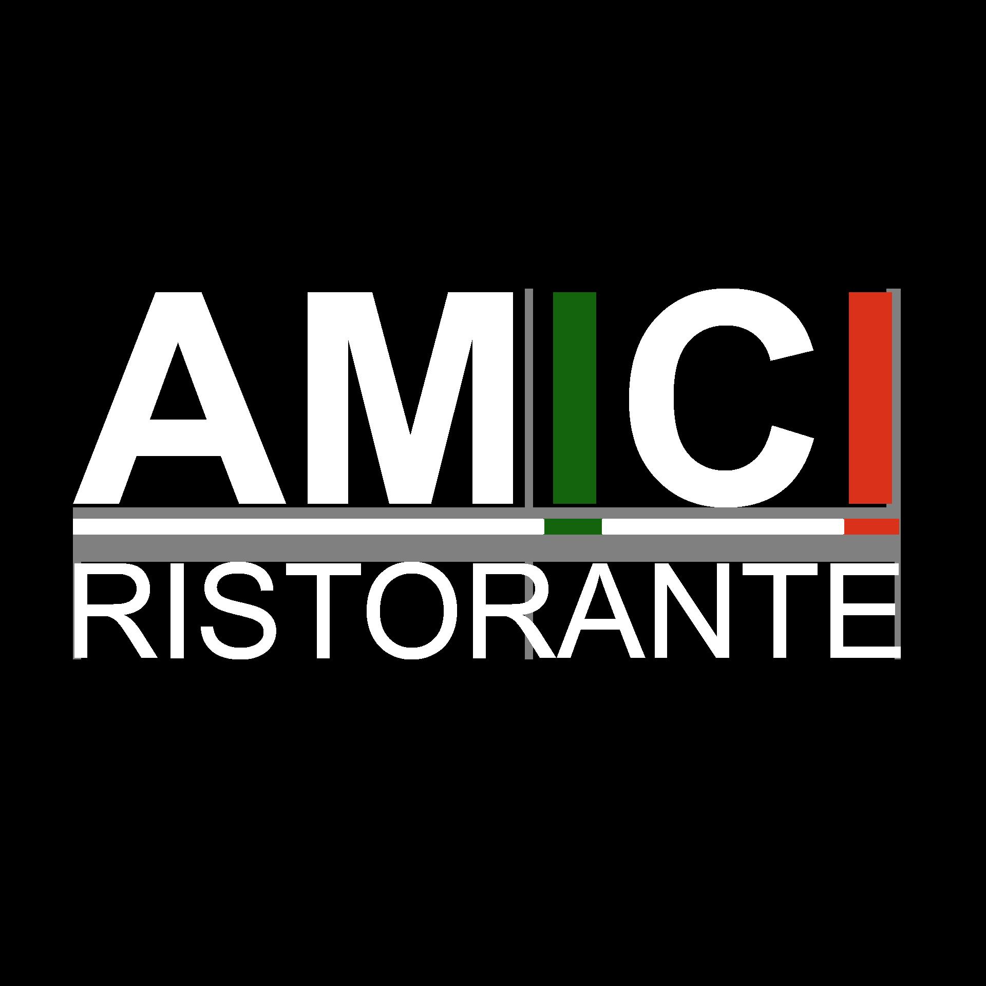 restaurant amici logo