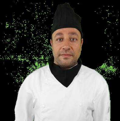 Chef Maged Santaos